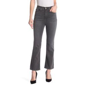 RAG & BONE Hana High-Rise Cropped Bootcut Jeans
